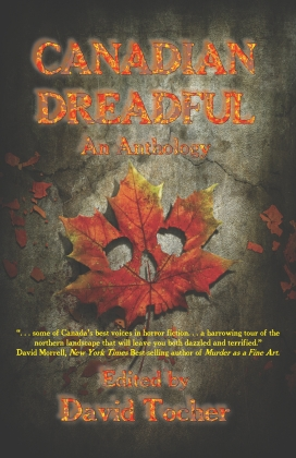 Canadian Dreadful Cover