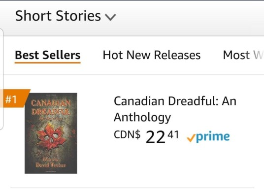CDN Dreadful #1